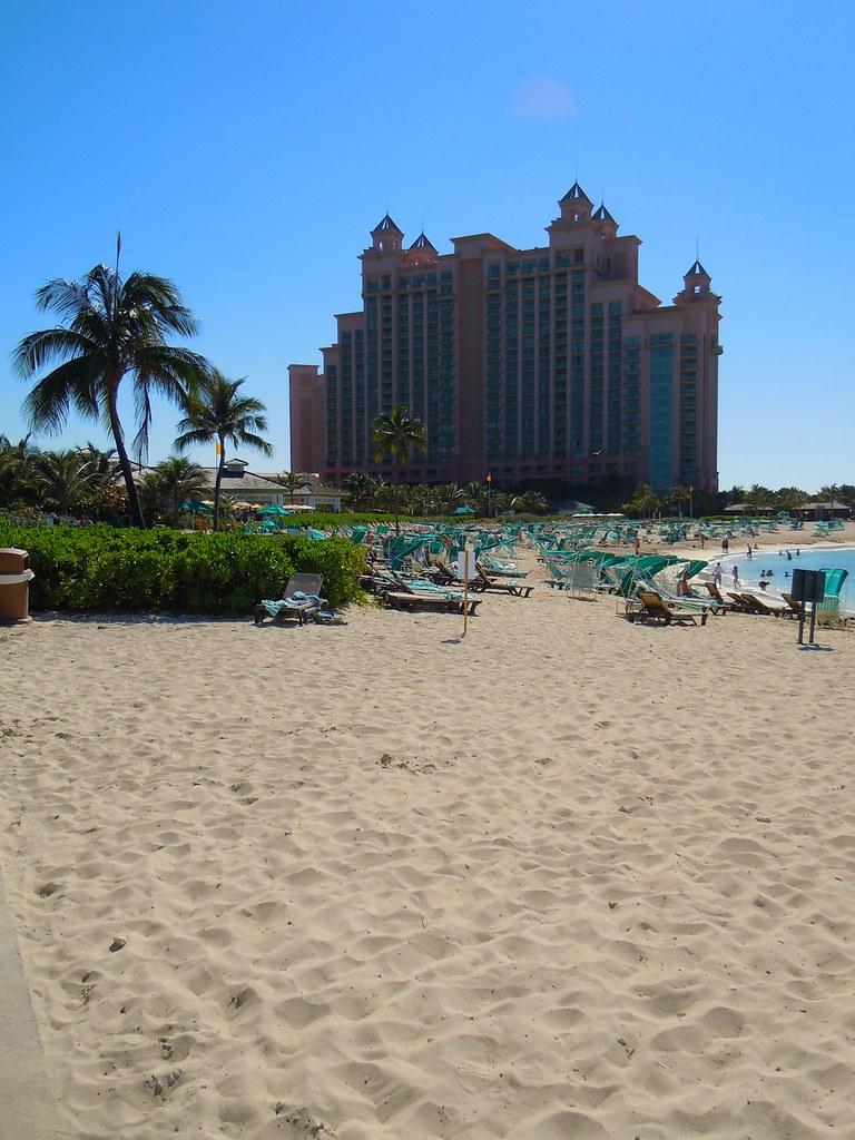Atlantis Bahamas beach