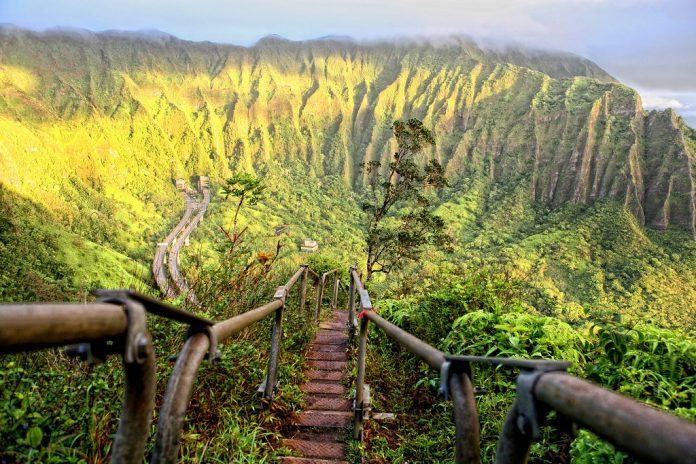 Ha iku Trail Hawaii