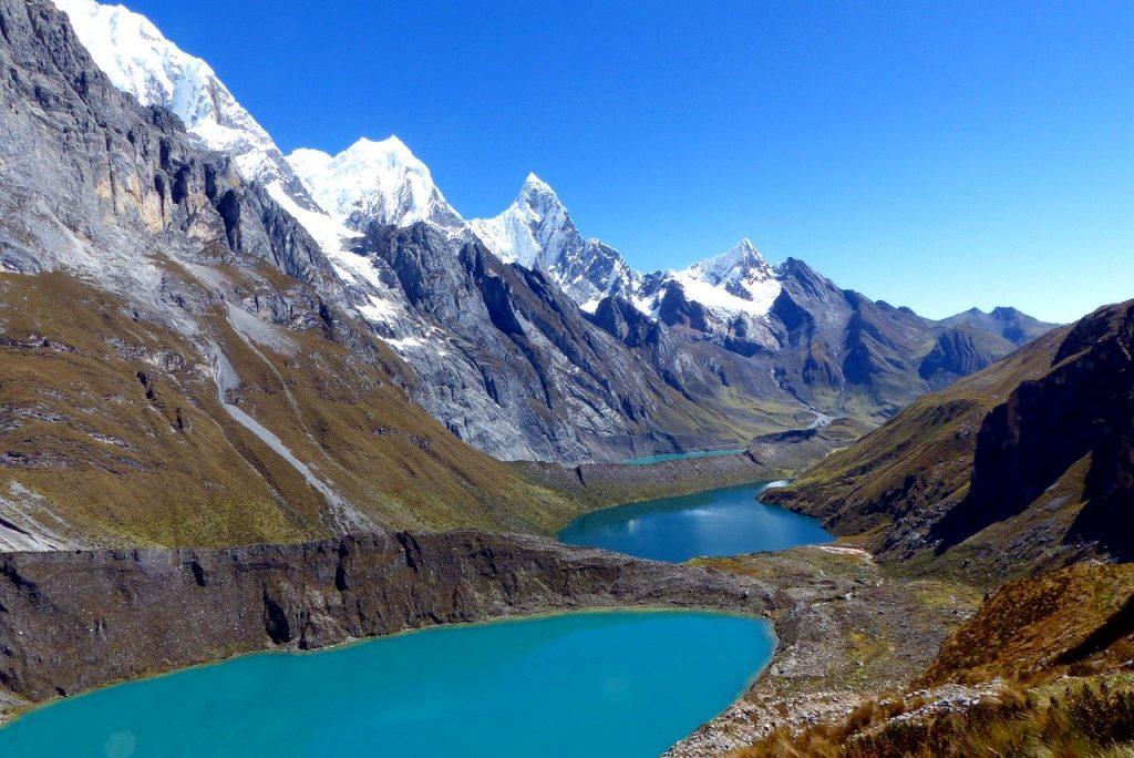 Huayhuash Mountain Range – Peru