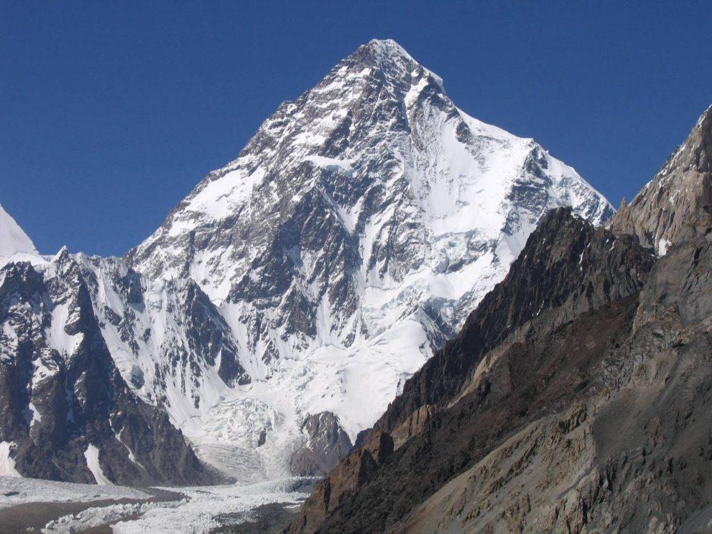 K2 Mountain – Pakistan