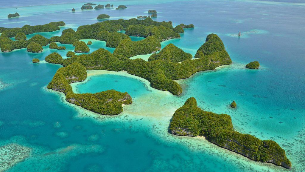 Seventy Islands – Palau
