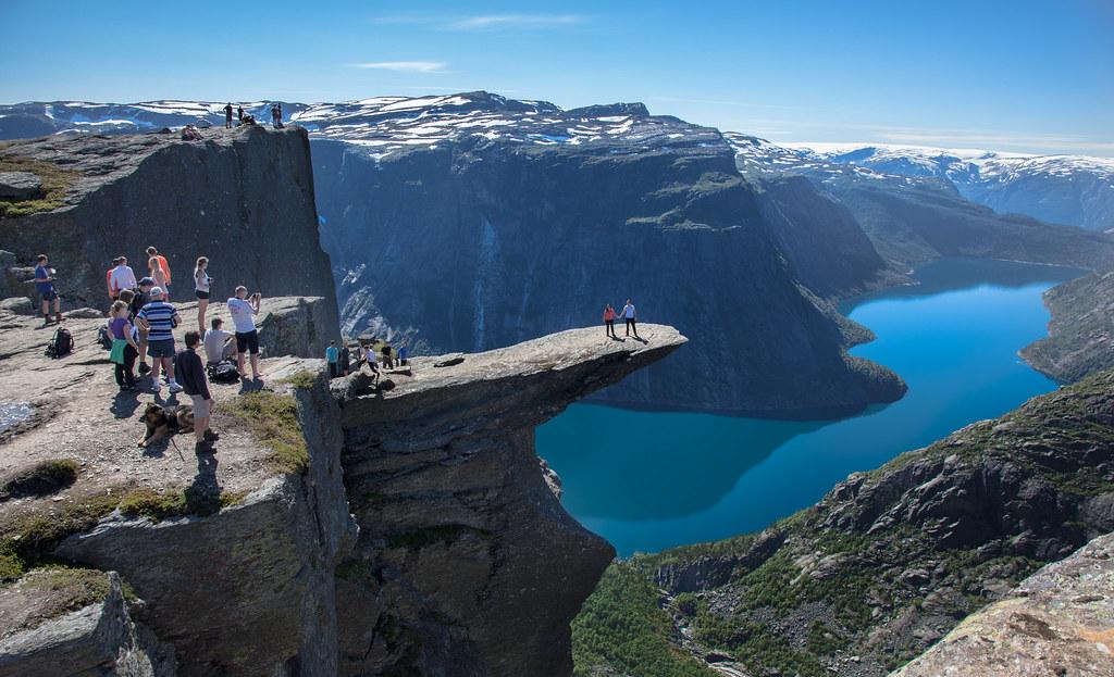 Trolltunga – Norway
